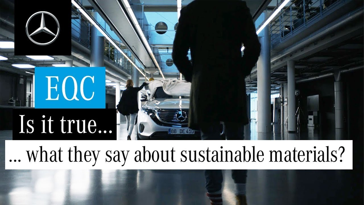 EQC x Sustainability – Sustainable Materials