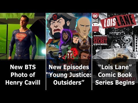 """New """"Young Justice: Outsiders"""" Episodes - Speeding Bulletin (June 26 - July 2, 2019)"""