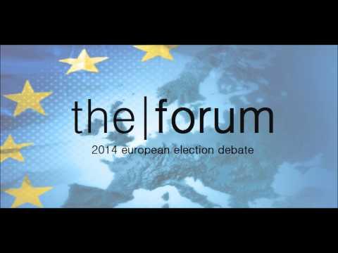 The Forum - European Election Debate 2014