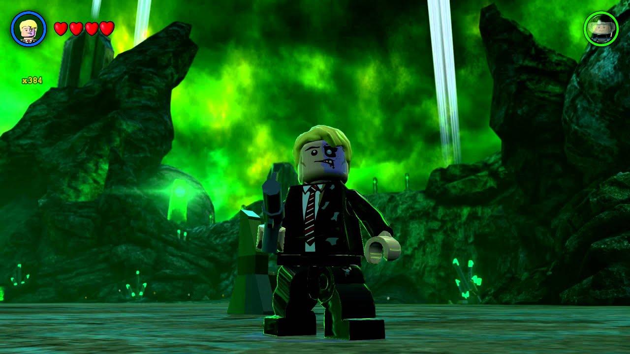 lego batman 3 beyond gotham twoface dark knight