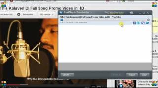 Why This kolaveri di Full Song video in HD - Download