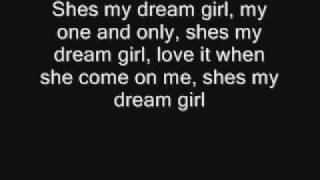 Akon - Dreamgirl with lyrics