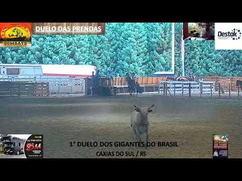 1° DUELO DOS GIGANTES DO BRASIL CAXIAS DO SUL / RS