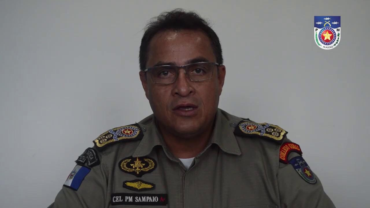 Comandante-geral divulga ações preventivas referentes ao Coronavírus