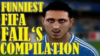 "Zapętlaj FIFA 14 | FUNNIEST FAIL COMPILATION! - ""I Can't Believe It!"" 