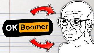 Ok Boomer | Ok Boomer Meaning | Ok Boomer Meme