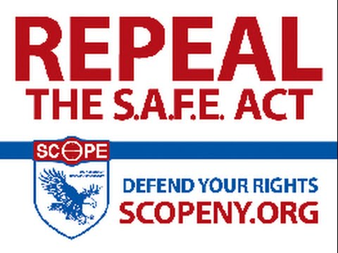 NY SAFE Act Part 2 already written, waiting for Cuomo re-election. This cannot be allowed to happen.
