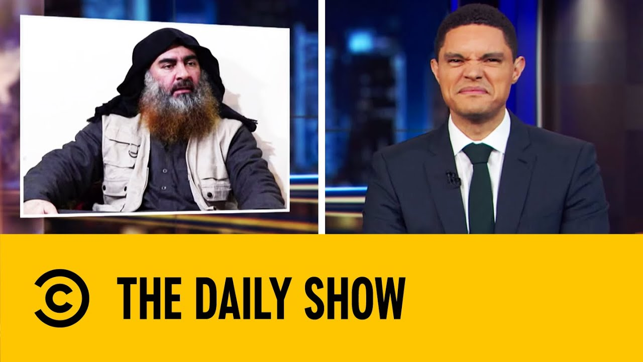 Download Kurdish Informant Stole ISIS Leader's Underwear | The Daily Show With Trevor Noah