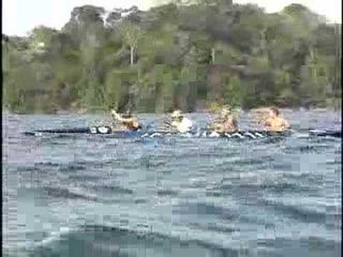 Ocean to Ocean Cayuco Race Panama Canal Zone
