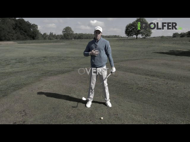 Quick Tip with Stuart Grehan - Improve your iron play