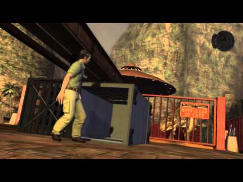 Jurassic Park: The Game Gameplay HD - Ending