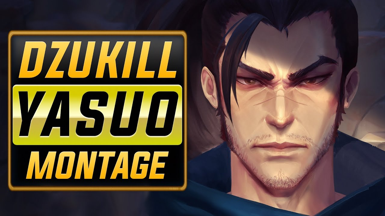 "Dzukill ""World's Best Yasuo?"" Montage | Best Yasuo Plays"