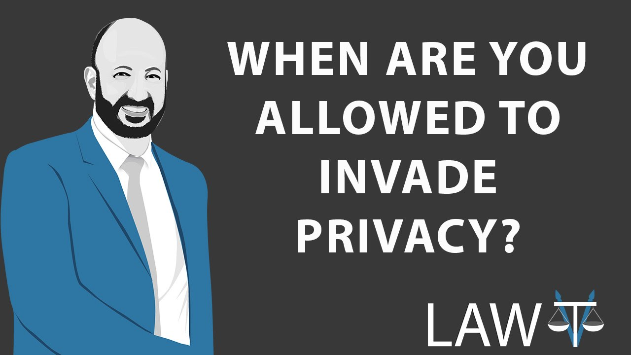 Is videotaping neighbours an invasion of privacy?