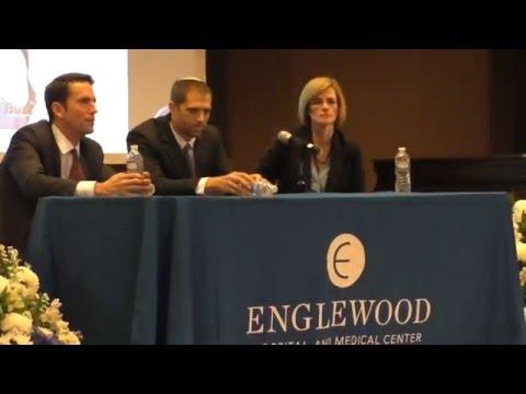 Dr. Eitan Okun: Developing a Vaccine for Alzheimer's - Centennial Guest Lecture - 6 of 6