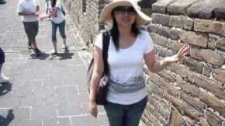 Ye Zi Explains The Great Wall