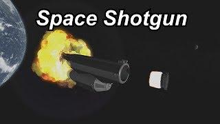 KSP - Space Shotgun