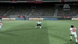 FIFA 07 - pozostałe bramki II (009 Sound System - The Hero Waits)