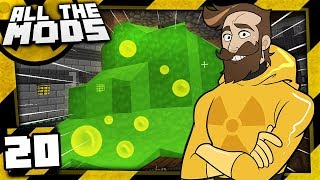 Minecraft All The Mods Nuclear #20 - Rotten To The Core