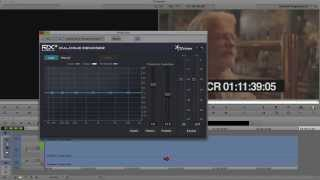 Removing Noise / Mixing Dialogue in Avid Media Composer | iZotope Tips From A Pro