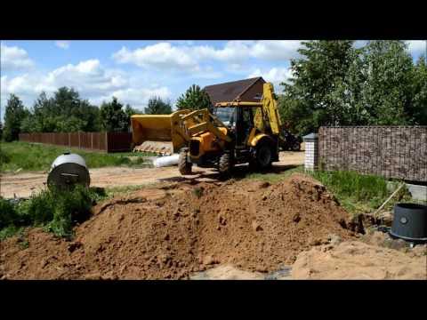 Планировка щебня трактором видео фото 96-935