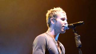 Lifehouse - Breathing - The Roundhouse, Camden, London  - 02/25/11