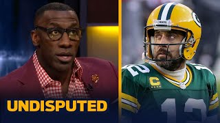 Did Aaron Rodgers just play his last game as a Packer? Skip & Shannon discuss | NFL | UNDISPUTED