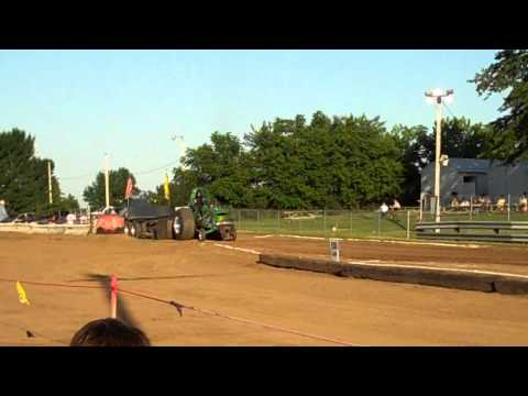 Keokuk County Expo Annual Truck/Tractor Pull
