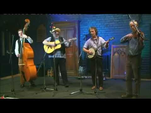Whiskey River Acoustic Quartet - 'Nine Pound Hammer'