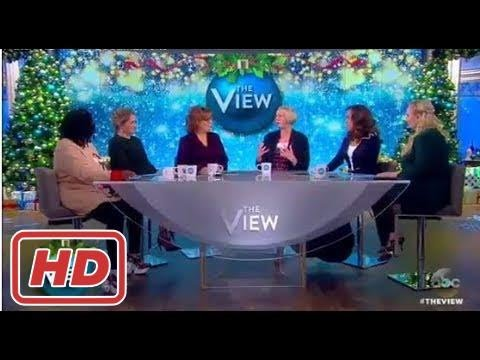 The View December 14, 2017 (Full HD) - Actress Gwendoline Christie; author Christian Siriano