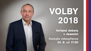 Diskuse v Jesenici u Prahy | Komunální volby 2018