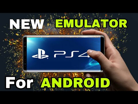 NEW PS4 EMULATOR APK FOR ANDROID   All IN ONE EMULATOR   HINDI