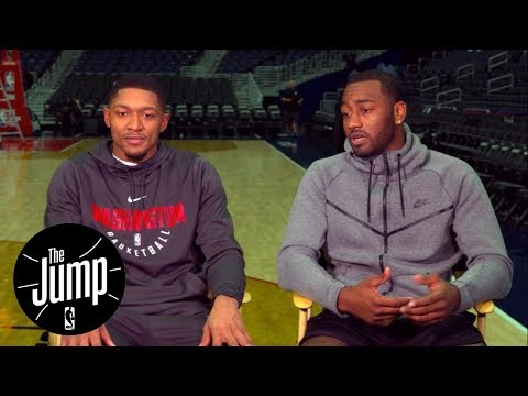 John Wall and Bradley Beal sit down with Rachel Nichols and Paul Pierce | The Jump | ESPN