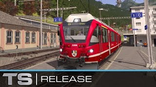 Train Simulator: Bernina Pass