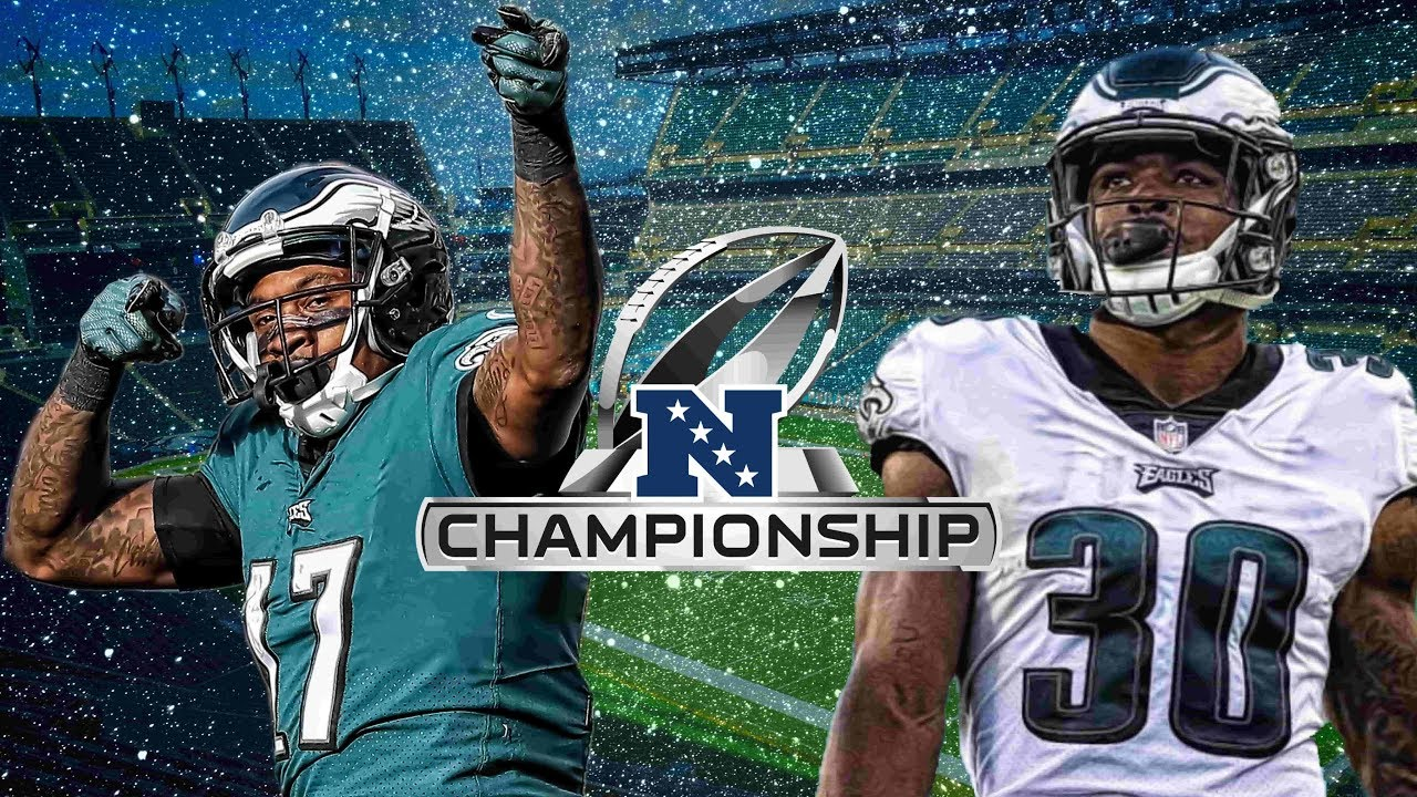 bac865948eb Philadelphia Eagles 2018 NFC Championship Hype - YouTube