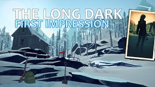 The Long Dark Gameplay - First Impression