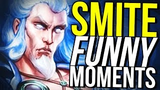 HE BO IS STUPIDLY OP! (Smite Funny Moments)