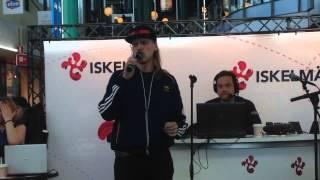 Stig: Tyttö sinä olet meritähti (Yön Polte) //LIVE//