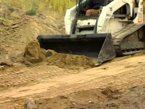 Bobcat Cutting Edge - Rezloh Cutting Edge - YouTube
