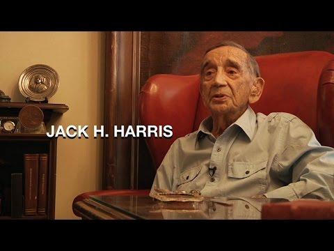 Jack H. Harris - Interview