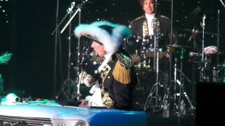 Paul Revere and the Raiders - Duplicon Contraction January 2014 Concerts at Sea