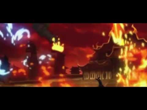 Azula Vs Zuko Final Agni Kai - Full Battle HD (MIRRORED)