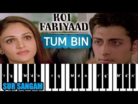 koi-fariyaad-mere-dil-me- -harmonium- -sur-sangam- -tum-bin- -jagjit-singh- -mukesh-meena