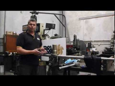 Brisbane P&W Marine Engineers - How To Fit A Coupling