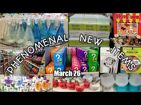 Come With Me To A PHENOMENAL Dollar Tree   FANTASTIC New Items   Reason For Going