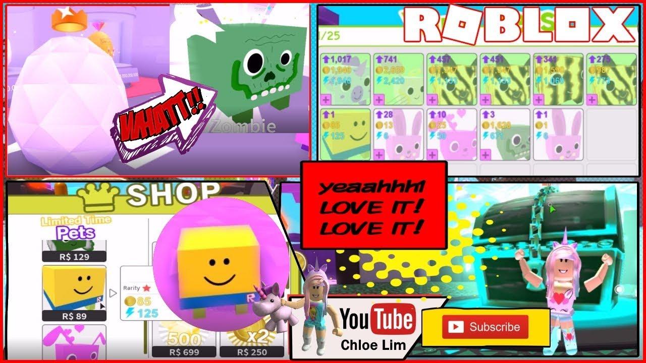 Roblox Pet Simulator Gamelog August 27 2018 Free Blog Directory