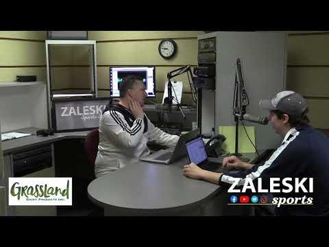 ZALESKI SPORTS SHOW - APRIL 20, 2020