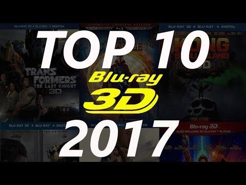 Top 10 3D Blurays