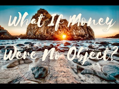 What If Money Were No Object? | What Do You Desire? - ALAN WATTS
