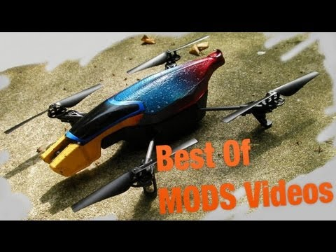 AR.Drone 2.0 Best Of MODS