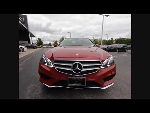 St Charles Mercedes >> 2014 Mercedes Benz E Class E 550 4matic St Charles Il R0519a